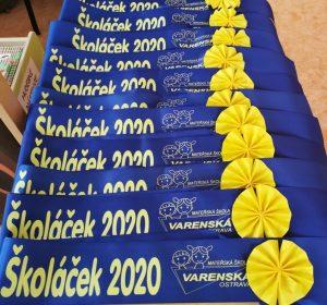 Školáček 2020